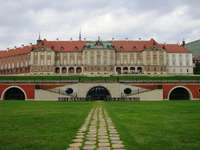 Château Royal à Varsovie. - Château Royal à Varsovie.