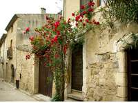 Cevennes village. France. - Cevennes village. France.