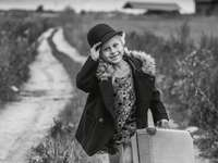 malé dítě - Vracím se domů