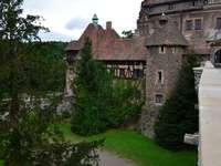 Czocha kasteel