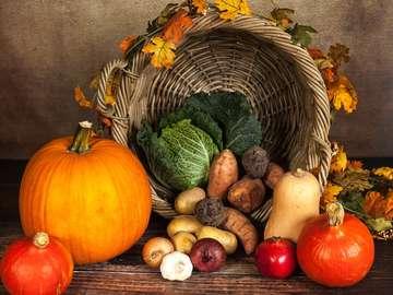 spożywka - pumpkin and other autumn goodness
