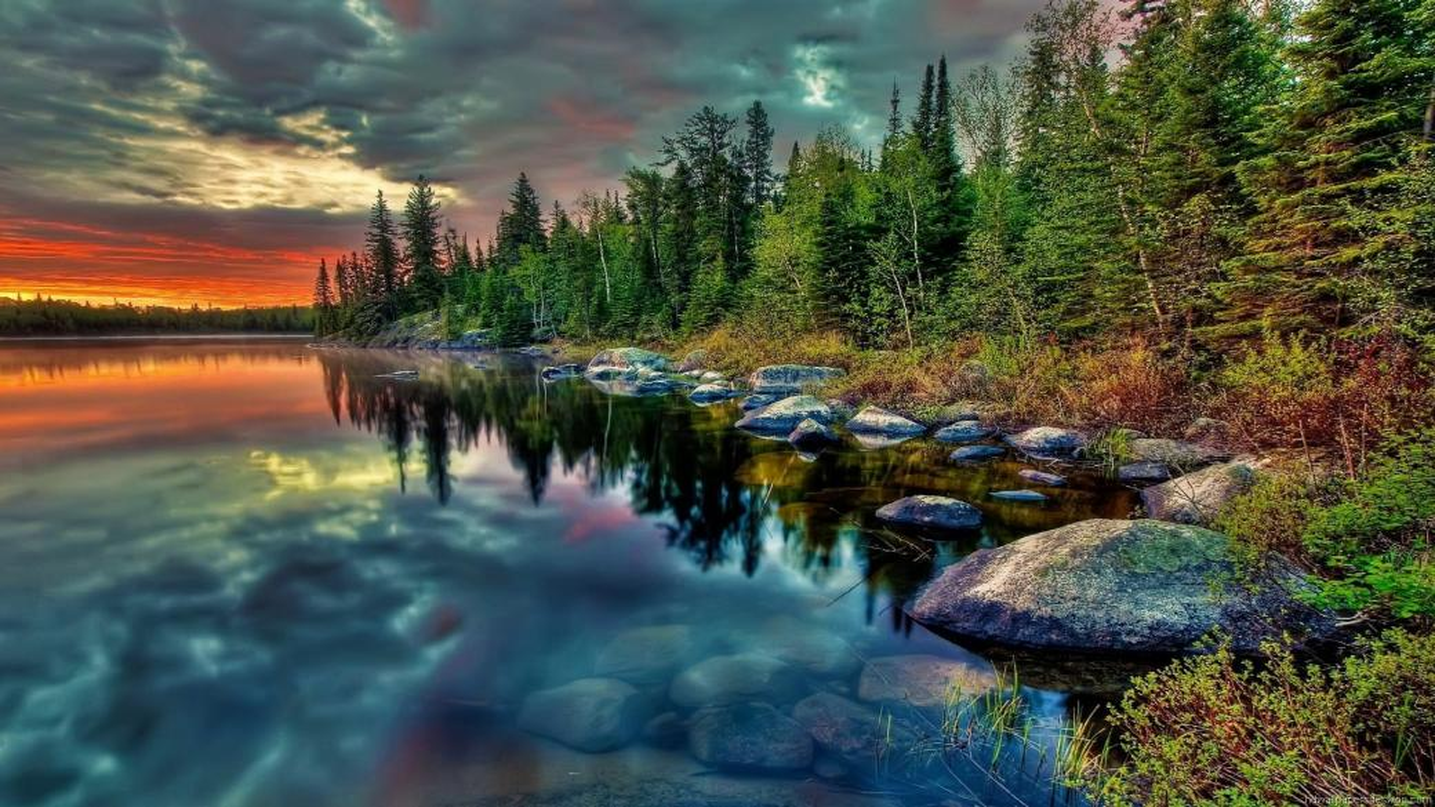 Błękitne Jezioro - JEzioro blekitne blekitne blekitne