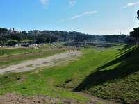 Rome - voormalig Circus Maximus