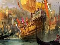 Navi nel porto - navi nel porto