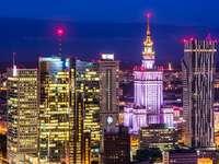 Varsóvia nos semáforos