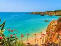Algarve, Portugal - I love the beach, I love feet