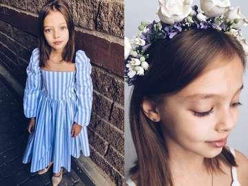 bambino piccolo - Un modello per bambini dalla Russia