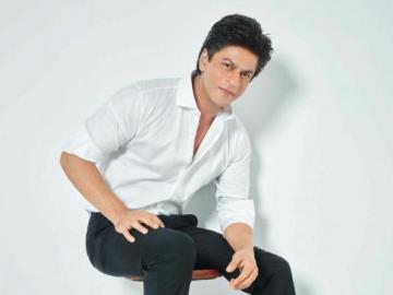 Shah Rukh Khan - Bello Shah Rukh Khan alla sessione fotografica.