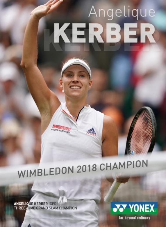 Angelique Kerber WIMBLEDON - Angelique Kerber Wimbledon 2018 Angelique Kerber 2018