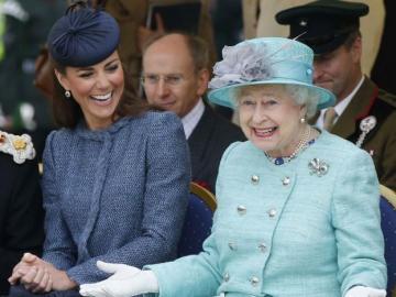 signore del trono - La regina Elisabetta d'Inghilterra