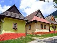 Village slovaque.