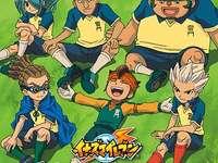 inazuma onze - inazuma eleven anime