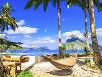 Filipinas. - Isla de Boracay en las Filipinas.