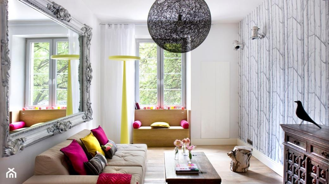 Elegant Spiegel Wohnzimmer Sammlung Von Wohndesign Ideen
