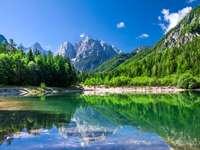 Szlovéniában.