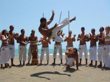 Capoeira - Capoeira - art martial brésilien