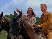 Winnetou e Old Shatterhand