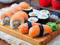 суши - риба