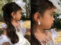 malé dítě - malá slečna z Izraele
