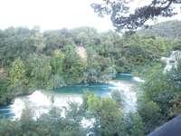 Parque em Krka