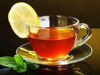 Чай от лимон