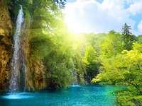 Cascade fabuleuse