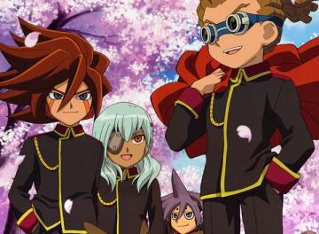 inazuma eleven jude and friend - Jude King David and Alan