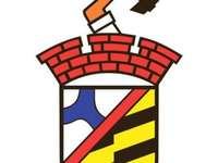 pinewood - coat of arms of the city of Sosnowiec