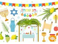Happy Sukkot - Happy Sukkot. Sukkot Festival, otherwise known as the Feast of Tabernacles.
