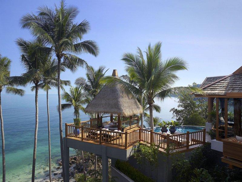 Hotel in Thailand.
