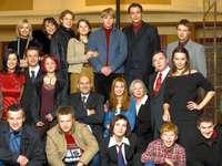 På led - välkända polska serier spelade på TVN