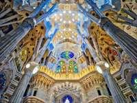 a belső Sagrada