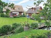 Una casa nella campagna polacc - Una deviazione molto bella. Pulito, ordinato.