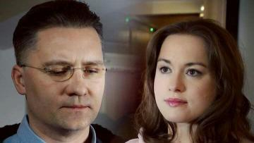 Artur and Lidka - A couple from the TV series On the signal