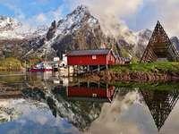 Norway. Lofoten.