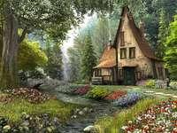 Εξοχικό σπίτι εκτός δρόμου.