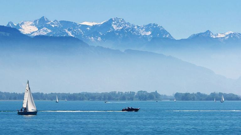 Bodensee. puzzel