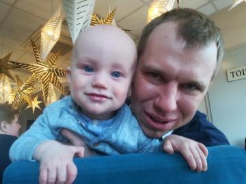 szczepTata - vintageing hoptyś with dad