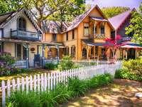 Casas de colores