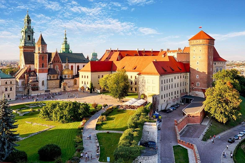 Il nostro bellissimo Wawel - Era già? Non ricordo. Ma Wawel merita una replica (10×10)