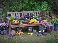 Есенна реколта.