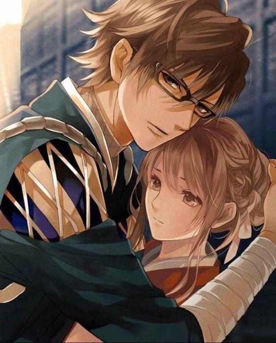 Όμορφο ζευγάρι αγάπης