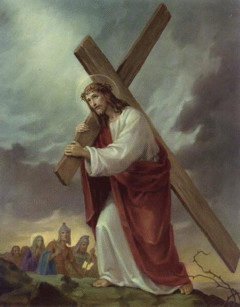 Keeping Christ - By attaining Jesus, we achieve full happiness in life. Why not try? Christ gave his life for us. Let