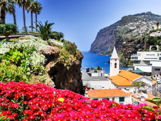 Gyönyörű Madeira. kirakós játék