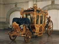 Gold Carriage. - Vozidlo králů. Gold Carriage.