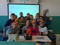 Class 2B de Caramagna