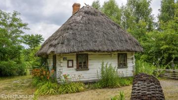 A cottage in Podlasie. - As for me just right. I would just change it.