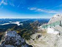 Dachstein. Autriche.