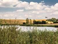 Земеделски пейзаж.