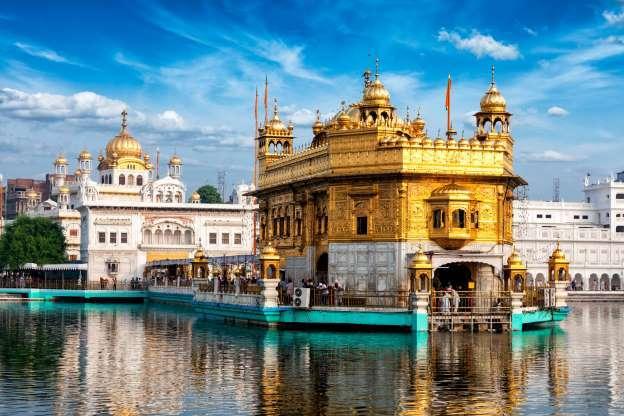 Χρυσός Ναός της Ινδίας παζλ